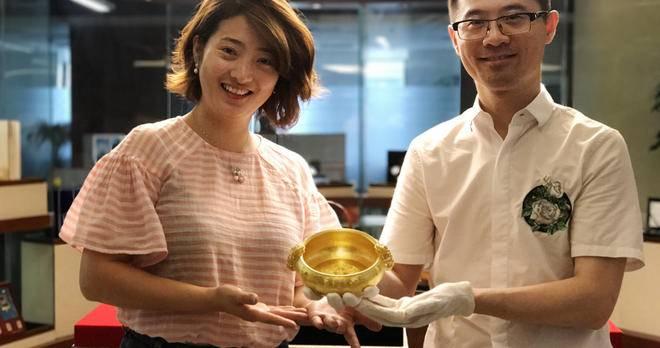 """汉今国际荣获华礼金奖,引领""""中国礼物""""新风尚!"""