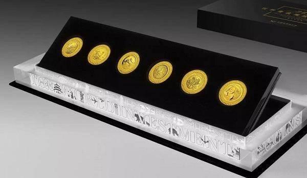 黄金收藏选建行,来自全球的典藏级投资币