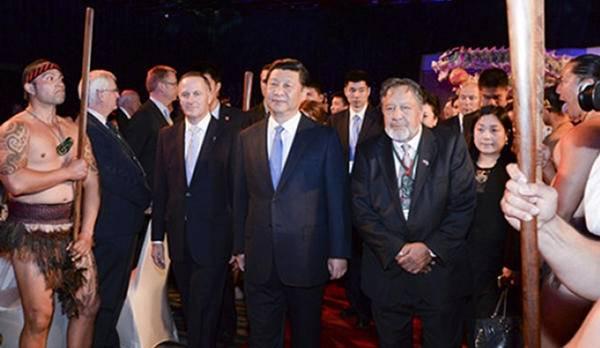 习近平:凝聚共识,齐心协力,弘扬中国文化实现中国梦--汉今国际总裁刘绱随访新西兰