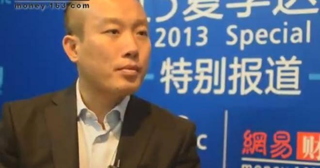 【达沃斯专题】总裁刘绱接受网易财经专访表示:中国文化艺术产业处初始阶段